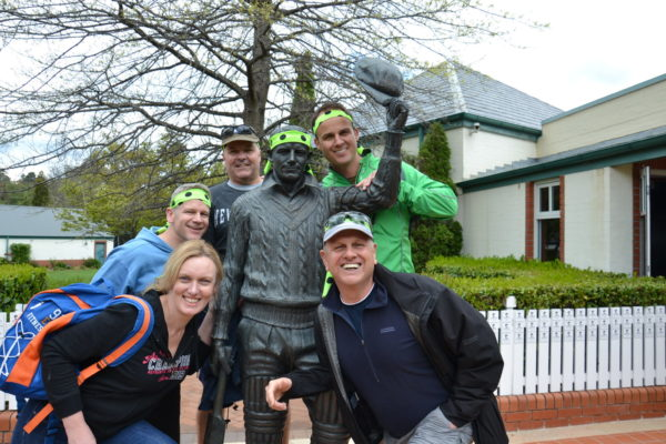 Don Bradman Museum Southern Highlands Amazing Race Bowral Team Building Fun Checkpoint
