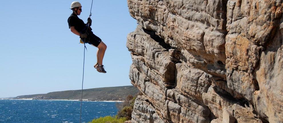 abseiling adventures tours packages bushsports australia