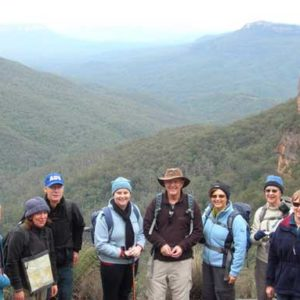 bushwalking team building adventure tours packages