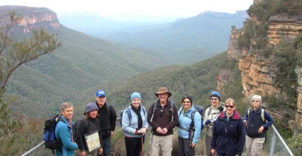 bushwalking team building adventure tours packages