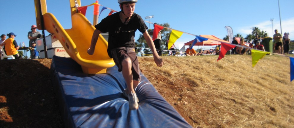 obstacle course Adventure Community Events