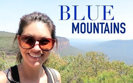 Blue Mountains guided bushwalking Echo Point to Scenic Railway