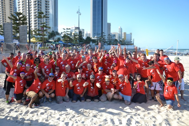 Gold Coast Amazing Race Commonwealth Games