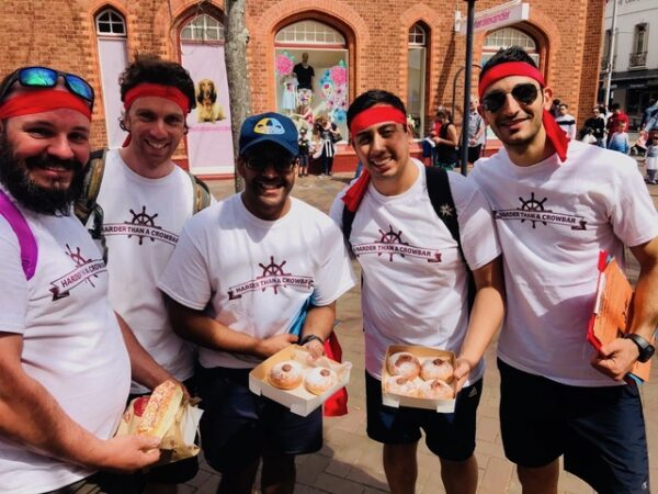 Amazing race through Bowral in the Southern Highlands with a sweet treat eating challenge