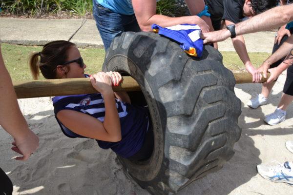 warrior challenge adventure team building sydney hunter valley australia