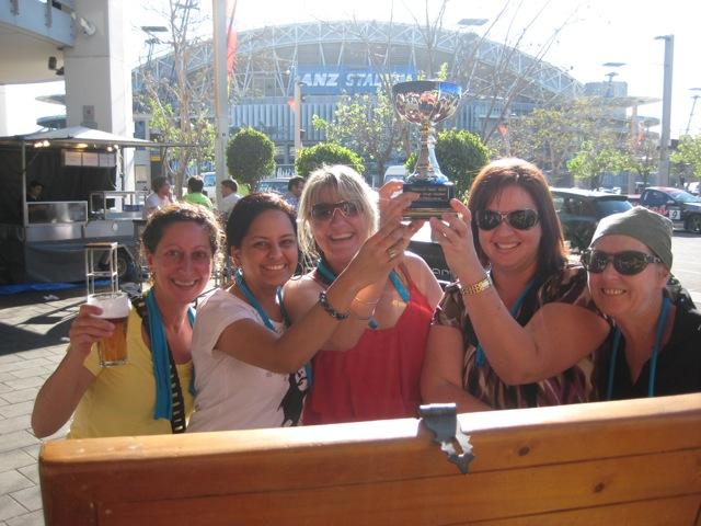 Sydney Olympic Park Treasure Hunt team building sydney