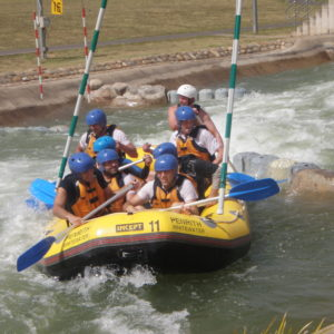 white water rafting team building adventures packages sydney