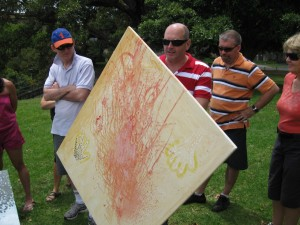 magnificent master piece painting team building activities