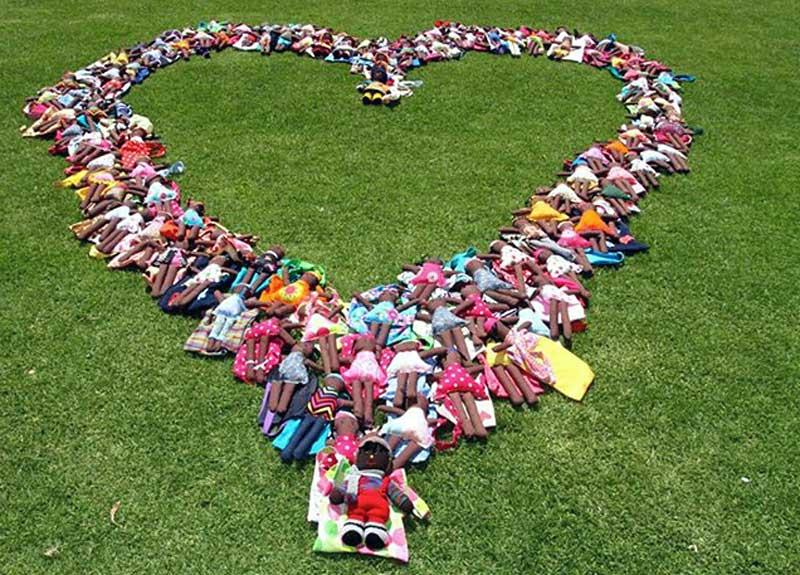 Loving CSR charity team building activities in Australia