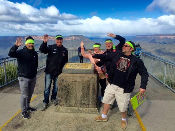 Blue Mountains Treasure Hunt Team Building Events